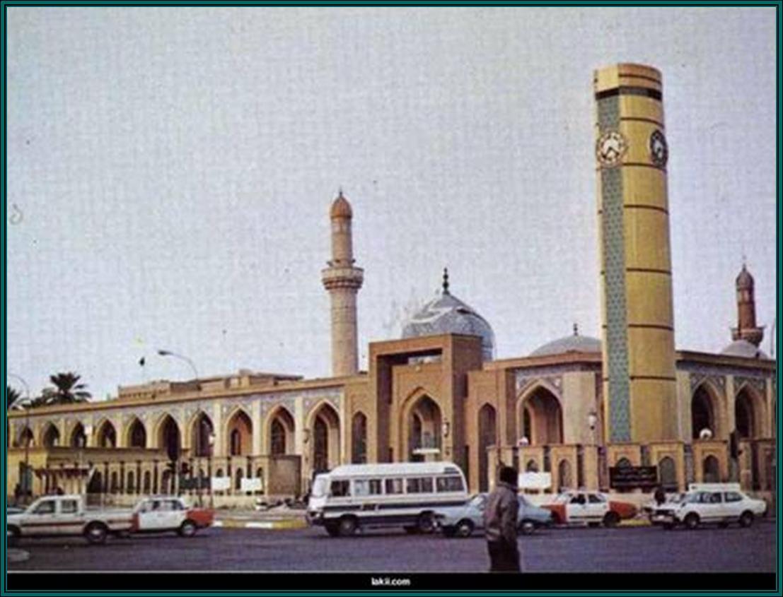 دشمنی وهابیت با امام اعظم ابو حنیفه نعمان بن ثابت(رح) + تصویر