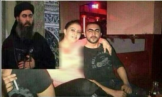 داعش تفکری یهودی وهابی+ عکس
