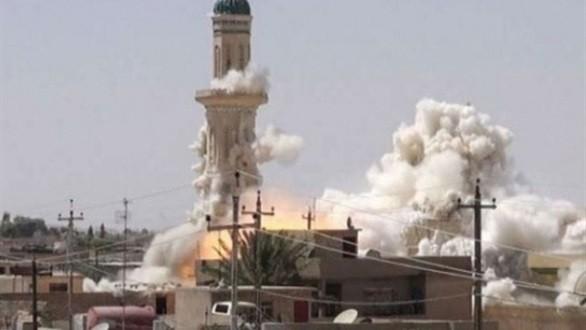 انفجار مسجد عمر بن خطاب(رض)