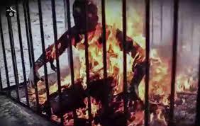 حکم سوزاندن انسان از دیدگاه اهل تسنن