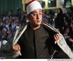 استاد محمود شحات یکی از نابغه های قرآنی