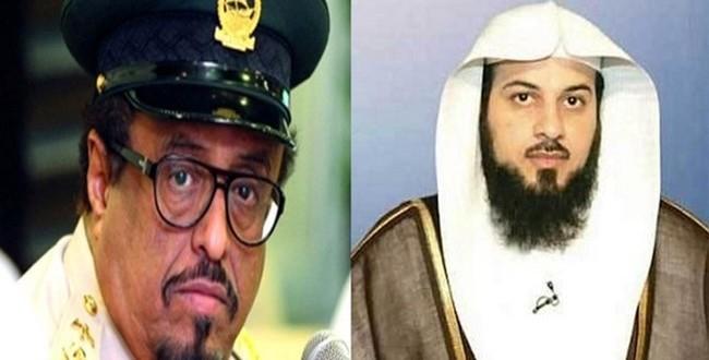 معاون رئیس پلیس دبی: بشار اسد، ملائکه را هم شکست داد!