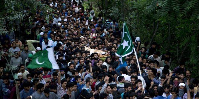 نگاهی بر بحران کشمیر