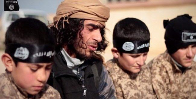 کودکان داعشی؛ بمب ساعتی با وعده حوری