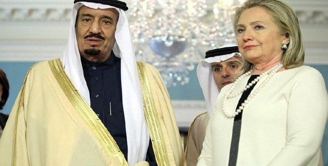 ردپای حمایت عربستان از داعش در نامههای کلینتون