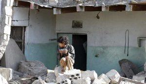 تجاوز سعودی به یمن