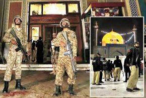 ۷۵ کشته، آمار جدید کشته شدگان انفجار پاکستان